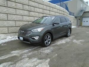 2014 Hyundai Santa Fe Luxury AWD
