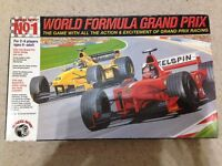Rare World Formula Grand Prix Board Game - 100% complete - Great condition