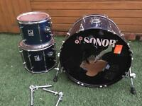 Sonor Force 2001 drums