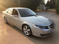 2007 Saab 9-5 Petrol Automatic - 1Year Mot-Service History- 2 Keys- Parking Sensors