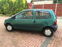 Renault Twingo 1.2 (LHD) - Left Hand Drive - UK Reg - 1995/M Reg - Ideal Export - Needs TLC -