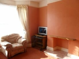 Very Spacious Light 1 Bed Garden Flat with Garden Shed to let