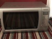Panasonic Microwave Combi Oven