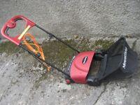 MOUNTFIELD SCARIFIER MOUNTFIELD RE300 LAWN RAKE ELECTRIC SCARIFIER GRASS RAKE