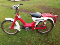 Honda Pc50 50 Moped Scooter bicycle 1975 road legal with logbook tax and mot exempt