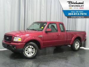 2008 Ford Ranger Sport EXT 4WD
