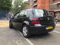 vw golf, excellent condition, drives %100 perfect