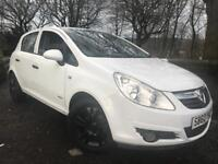 VAUXHALL CORSA 1.2 NEW SHAPE LOW MILEAGE