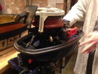 Volvo penta boat engine
