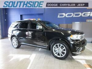 2016 Dodge Durango CITADEL 4X4 w/TECH, DVD AND SAFETY