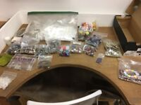 *Pending collection* Beads, beading supplies, craft supplies