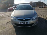 Vauxhall Astra 2011 1.6 petrol new mot
