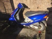 Honda Scooter 100 for scrap