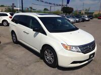 2012 Honda Odyssey EX-L * LEATHER * POWER ROOF * DVD