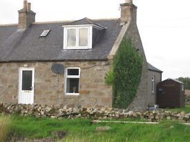 Country Cottage for Let, 2 bed, 12 miles Aberdeen, 10 miles Dyce