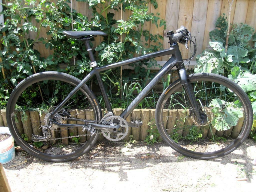 504ac5cd117 Cannondale Bad Boy 2012 Hybrid/Fast Commute bike + extras - great condition