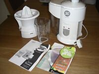 """Russell Hobbs Juice Centre from the """"you are what you eat"""" Range"""