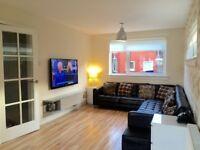 Newhaven 2 bedroom furnished main door flat to rent