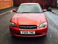 SUBARU LEGACY 2.0i PETROL AND LPG GAS +AUTOMATIC