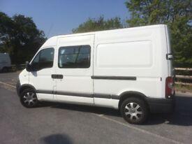 Nissan Interstar Camper Van