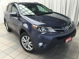 2013 Toyota RAV4 Limited *One Owner!*