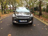 2016 Ford Kuga 2.0 TDCi Zetec 5 door | Very low miles | Diesel | Like Qashqai Zafira Galaxy Sharan