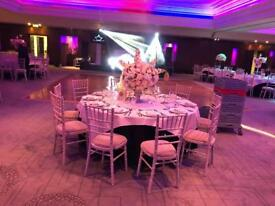 Chiavari Chairs Available With Latest Design!