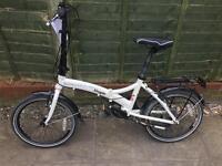 Dawes Kingpin folding bike