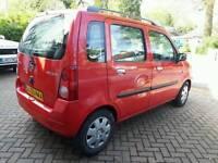 Vauxhall Agila cheap car