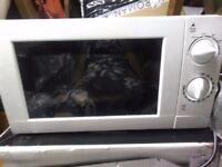 Microwave 17L Manual White