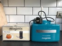 Magimix Cuisine 5200 Food Processor Base and Spare Blade