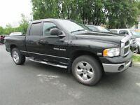 2005 Ram 1500 SLT-4X4-QUAD CAB- A/C, V8 -5, 7 L-GR ELE