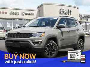 2019 Jeep Compass UPLAND EDITION 4X4 | COLD WEATHER GRP