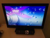 21 inch DVD flat screen tv