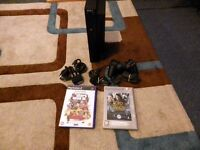 ps2 package with x2 games