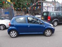 Toyota Aygo 1.0 VVT-i £20 TAX A YEAR VGC 07/57 LADY OWNED