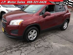 2013 Chevrolet Trax LT, AWD, Rear Camera, Bluetooth