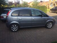 Vauxhall Meriva 1.4 Breeze MOT June 19, Low Miles , Family Owned last 4 years , recent Service