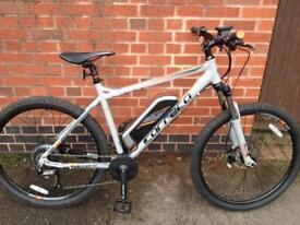 Carrera electric assist bike