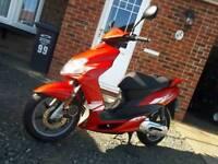 Yamaha jog 50cc 03reg moped motor bike