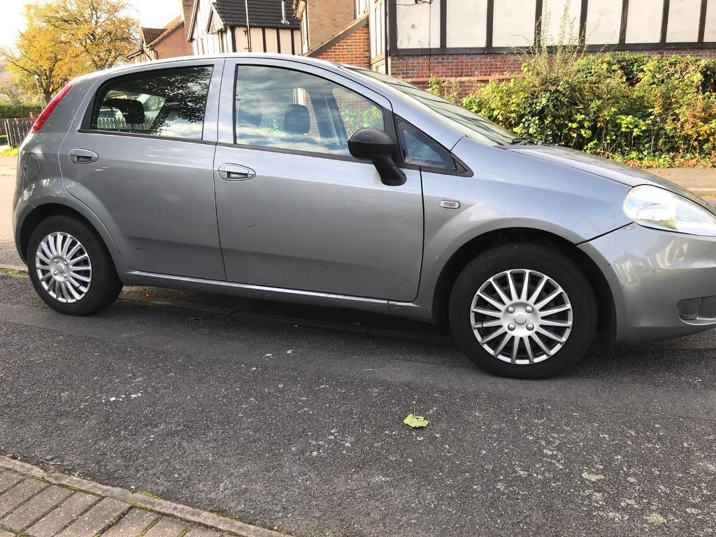 2008 fiat punto 1 2 petrol 5 door fiat grande punto fiat punto grande in aspley. Black Bedroom Furniture Sets. Home Design Ideas