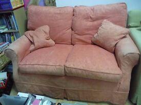 Multi York style 2 seater sofa