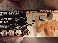 Workout bar