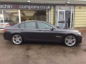 BMW 740d M-SPORT DIESEL AUTO - FINANCE AVAILABLE