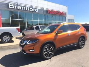 2017 Nissan Rogue SL ALL WHEEL DRIVE