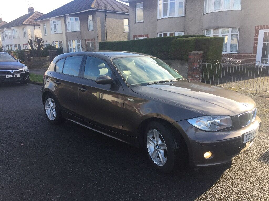 05 BMW 120 SE Automatic, 1 co owner, fantastic service history, high spec, A1 drive, very clean