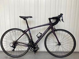 """Cannondale Synapse Sora Alu/Carbon Ladies Road Bike VGC!! (18""""/48cm)"""