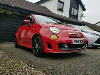 Abarth 500 T-JET 1.4 Turbo, low mileage - *LOWER PRICE AS CAR NEEDS SOLD* OPEN TO OFFERS