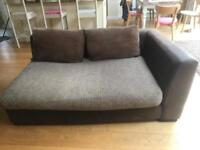 Free 2 seater sofa. Perfect for a den or play room. Come and pick up and it's yours for nothing.