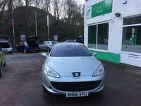 PEUGEOT 407 COUPE SE Cambelt Just done,New Clutch (silver) 2006